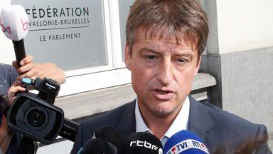 Crise politique : Chastel rencontre Lutgen ce mardi