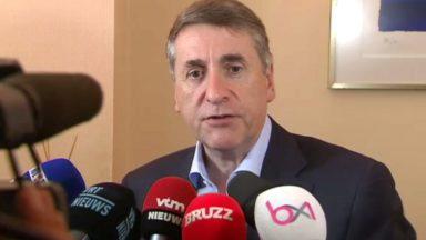 Olivier Maingain privilégie des alliances avec le CDH ou Ecolo