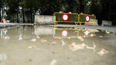 Les parcs de la Région bruxelloise seront fermés au public dès ce jeudi midi : alerte jaune aux vents et à la pluie