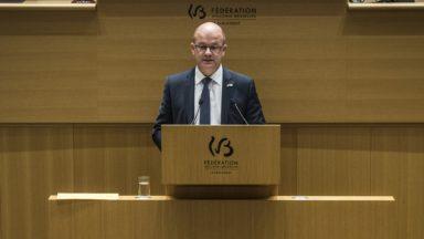 Le parlement de la Fédération Wallonie-Bruxelles va traiter les dossiers les plus urgents avant les vacances parlementaires