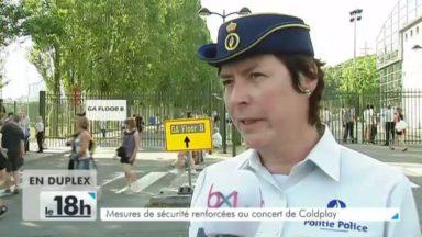Coldplay en concert au Stade Roi Baudouin : le point sur la sécurité et les embarras de circulation attendus