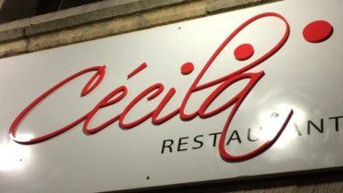 Le restaurant Cécila, qui avait refusé l'accès à Yvan Mayeur, ferme ses portes