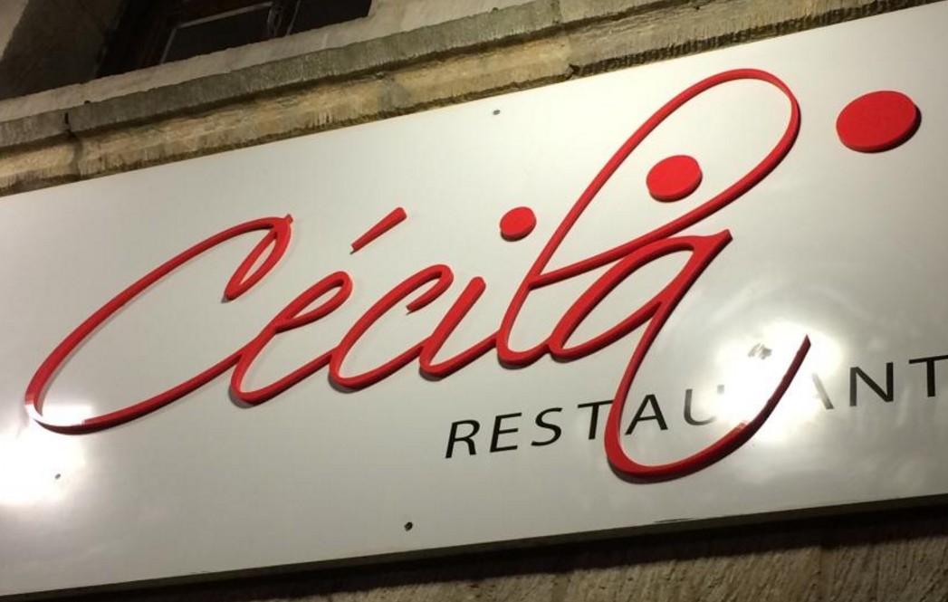 Restaurant Cécila