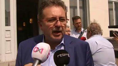 Rudi Vervoort prévient : «Les Bruxellois sont des victimes collatérales»