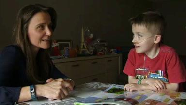 Appel à la solidarité pour le petit Sacha atteint d'une maladie orpheline