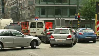 Pour Smet, des feux intelligents peuvent diminuer les embouteillages à Bruxelles