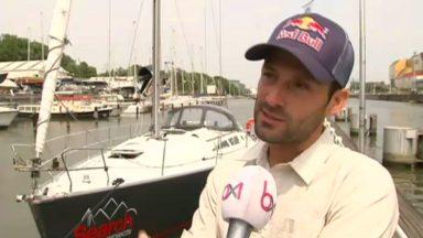 Thomas De Dorlodot va faire le tour du monde en voilier pour trouver les meilleures places pour faire… du parapente