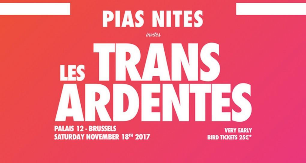Transardentes - Affiche 2017