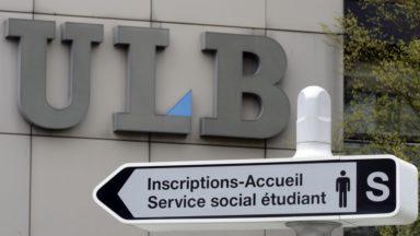 L'ULB atteint un taux d'inscription record avec 28.000 étudiants