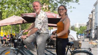 Communales 2018 : Bernard Van Nuffel et Nathalie De Swaef tête de liste Ecolo-Groen à Jette