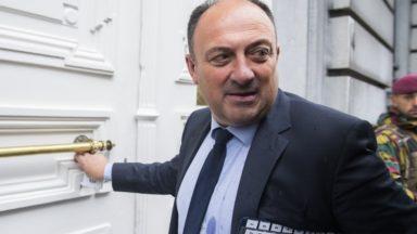 Willy Borsus quitte le gouvernement fédéral pour devenir ministre-président wallon