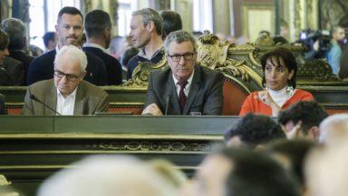 Bruxelles confirme l'ordre du jour du prochain conseil communal : 5 démissions et 3 nominations