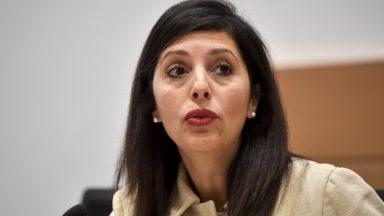 Zakia Khattabi n'a pas entravé une expulsion en 2013, selon un rapport de la police