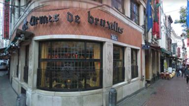 Les 50 travailleurs du restaurant «Aux Armes de Bruxelles» sont toujours en grève