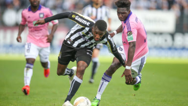 Anderlecht annonce qu'il… n'engagera pas Clinton Mata