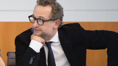 Boris Dilliès choisi pour succéder à Armand De Decker à Uccle : il sera l'invité de L'Interview ce lundi