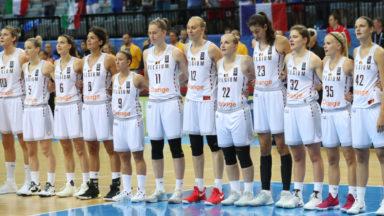 Basket : les Belgian Cats iront en demi-finales de l'Euro