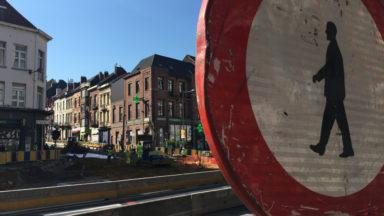 Chaos sur le boulevard Général Jacques à cause des travaux