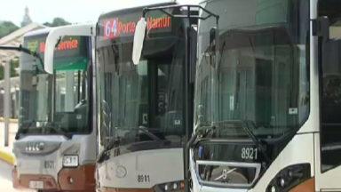 La STIB testera trois bus hybrides sur la ligne 64 à partir du mois d'août