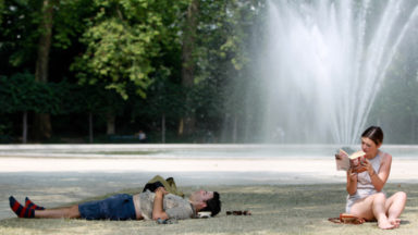 Météo : grosse chaleur mais une atmosphère plus respirable attendue cet après-midi