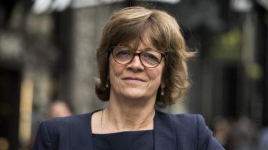 Dernier round de politique bruxelloise pour Isabelle Durant