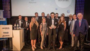 Un projet bruxellois remporte le premier prix Agoria eHealth Award 2017