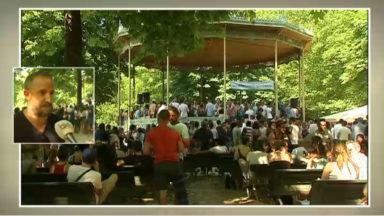 Electronic Garden : de la musique électro au cœur du parc Royal