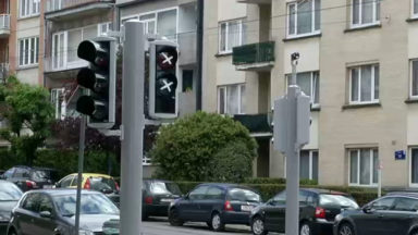 Enfin des feux de signalisation sur l'avenue du Pesage à Ixelles