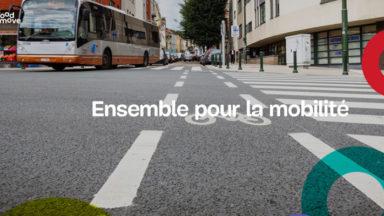 La Région à la pêche aux idées des bruxellois pour une mobilité durable