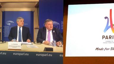 JO 2024: le Parlement européen soutient officiellement la candidature de Paris