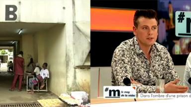 Deux jeunes bruxellois réalisent le 1er documentaire sur la plus grande prison d'Afrique de l'ouest
