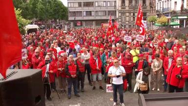 """Les syndicats manifestent mardi """"pour une pension juste et digne"""""""