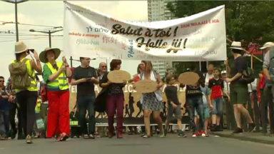 Marche citoyenne pour une vraie politique d'accueil