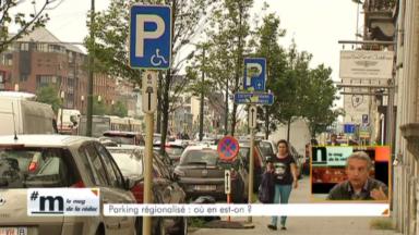 La gestion de l'ensemble des parkings deviendra-t-elle régionale?