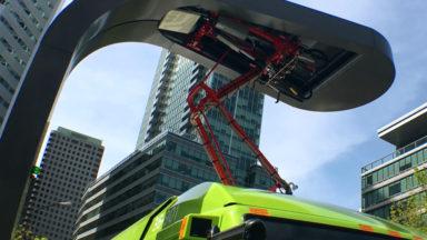 Bientôt des bus électriques dans les rues de Bruxelles !