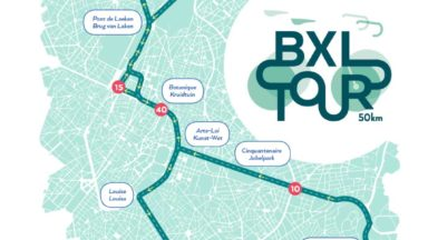 Le BXL TOUR provoque de gros embarras de circulation