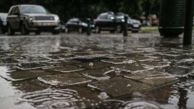 Quelque 500 km de bouchons cumulés ce mardi matin à cause de la pluie