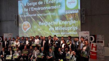 PermaFungi, un des lauréats du prix belge de l'Énergie et de l'Environnement