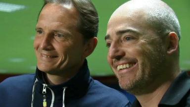Tennis de table : le Logis Auderghem réunit pour la première fois en 26 ans les frères Saive