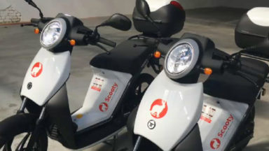« Scooter toujours ! »