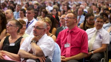 Près de 25 000 Témoins de Jéhovah attendus de vendredi à dimanche au Heysel