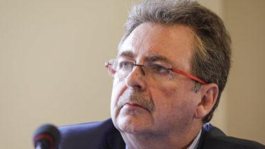 """Je ne gouvernerai jamais avec la N-VA"", assure Rudi Vervoort (PS)"
