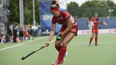 World Hockey League : battue 1-5 par l'Australie, la Belgique jouera pour la 7e place contre l'Espagne
