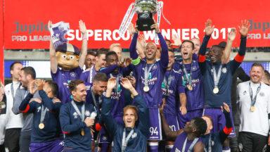 Anderlecht empoche la Supercoupe face à Zulte-Waregem