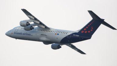 Brussels Airlines a transporté plus de 9 millions de voyageurs en 2017, un record