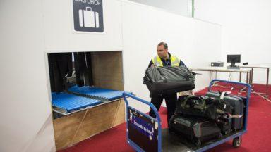 L'ACV invite les voyageurs à remercier les bagagistes de Brussels Airport mardi