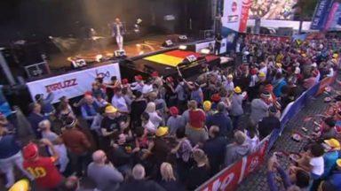 Près de 12.000 personnes au Bal national : revivez les concerts de la Place du Jeu de Balle avec Le Grand Jojo, Sttellla…