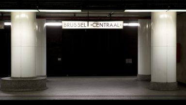 Des perturbations sur le rail ce lundi matin suite à un train bloqué à Bruxelles-Central