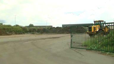 Forest : le dôme du centre de recyclage a été détruit, les riverains se plaignent des nuissances
