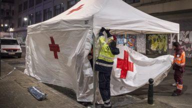 260 secouristes de la Croix-Rouge mobilisés pour la Fête nationale à Bruxelles